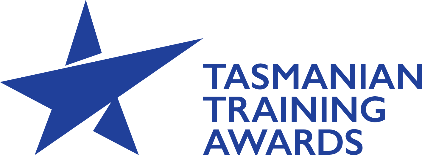 Tasmanian Training Awards banner