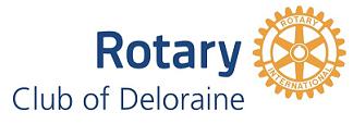 Rotary Deloraine logo